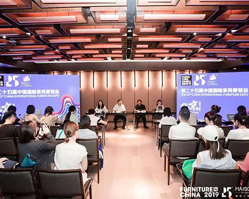 第二十五届中国国际家具展览会 |聚焦家具高端制造 探索未来技术解决方案