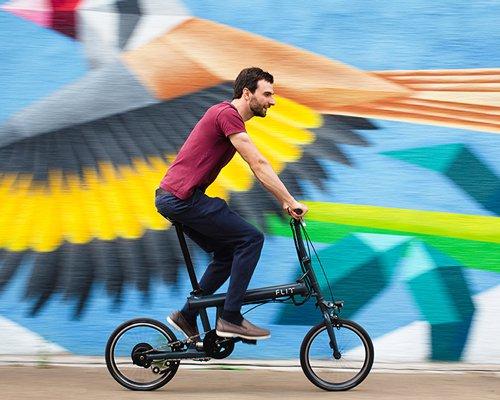 FLIT-16 开创折叠电动自行车新时代
