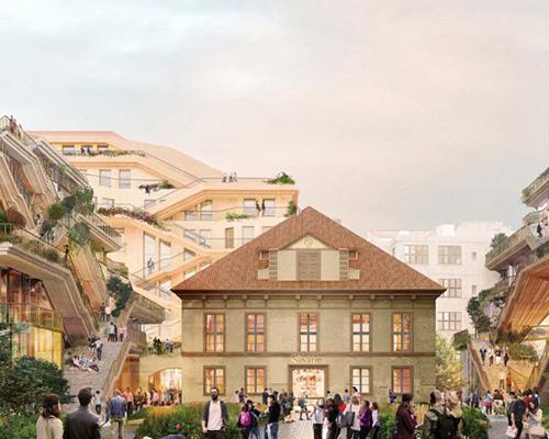 布拉格历史中心更新方案 | Heatherwick工作室