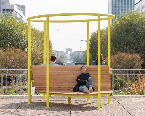 inside-out系列装置亮相城市家具双年展