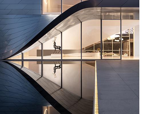 于昭最新作品:华润南京艺术湾中心设计