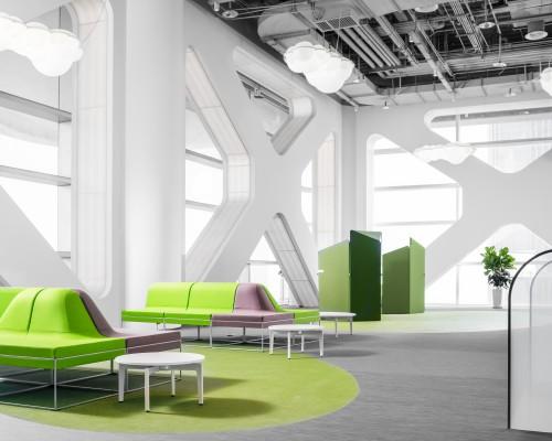 高志强:探索边界之外的无限可能-空间情绪设计-微尼奥办公空间