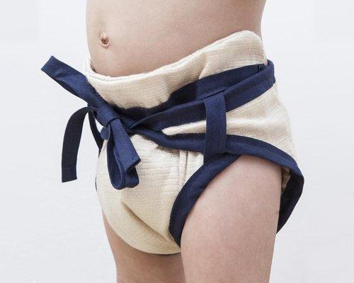 海藻纤维纸尿裤 环保更舒适