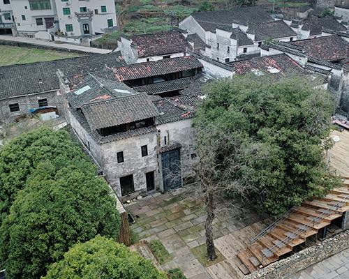 百年徽州老宅的新生 婺源虹关村留耕堂修复与改造