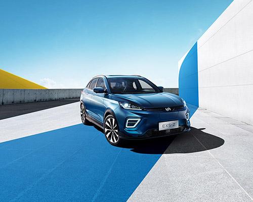 萧敬腾实力代言,零接触智能交互SUV EX5-Z重磅上市,概念车Maven惊艳亮相,威马汽车品牌全面焕新