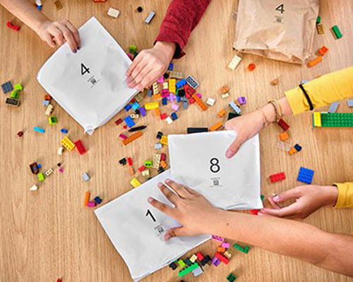 乐高集团计划明年起停用塑料包装