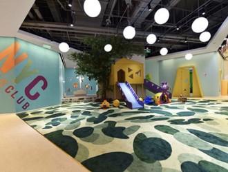 DUStudio X NYC纽约儿童俱乐部石家庄中心,互动早教空间新探索