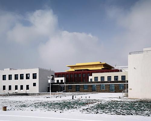 青海海北州中藏医康复中心