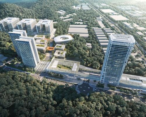 10 Design 获委任为深圳鹏城实验室的主创建筑设计师