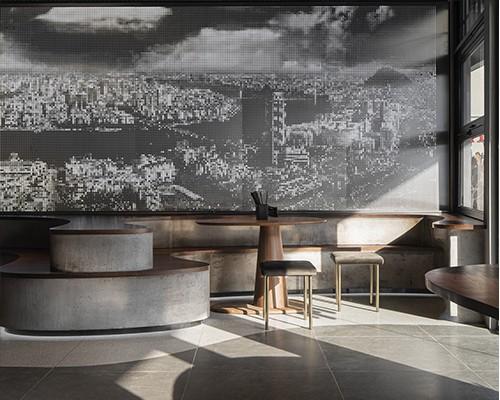之外建筑设计 ZZYYStudio: 粉家青云街小酒馆