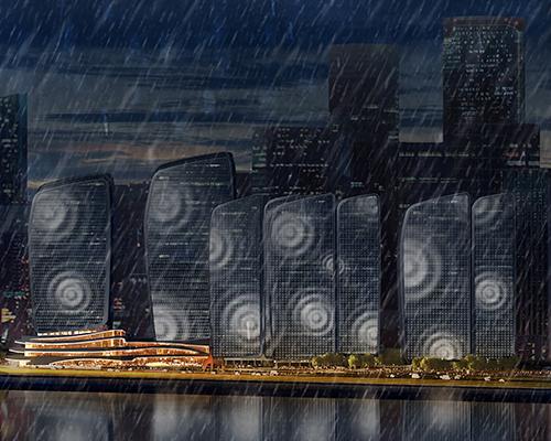 杭州观雲钱塘:Aedas、SWA、BPI、CAADI联手打造!|杭州城市中心的全新地标
