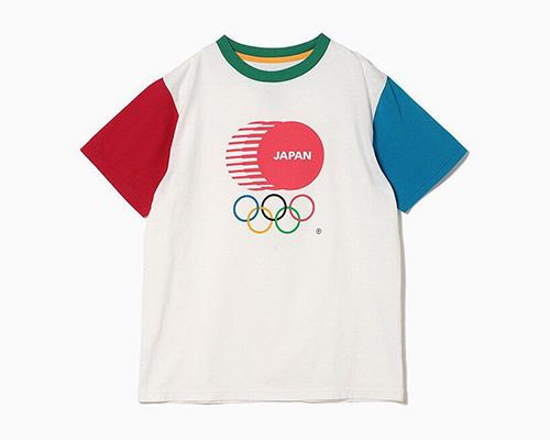 BEAMS新推东京奥运主题服装系列