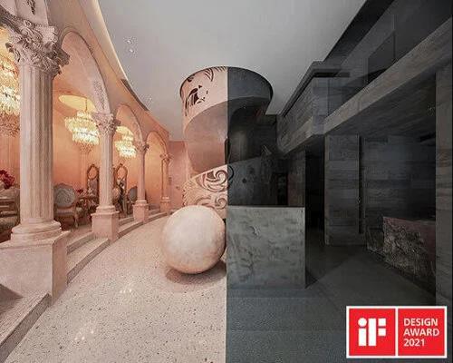 2021年度IF设计奖10佳探索性室内设计项目