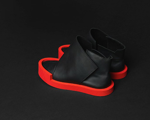 可以自己亲手缝制的创意鞋履shifted shoes