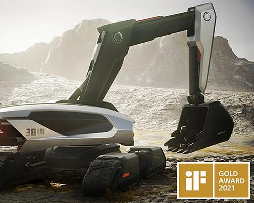 2021年iF设计奖的10位获奖者为每个机械师的梦想加油